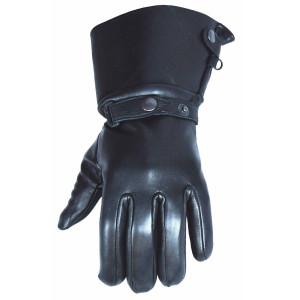 Vance Leather Deerskin Retro Gauntlet Glove