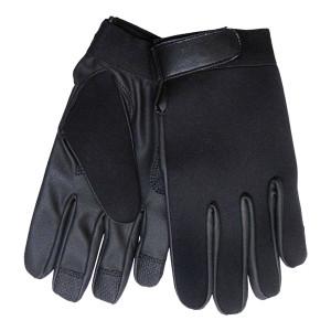 Vance VL461 Womens Black Neoprene Warm Winter Neoprene Gloves