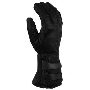 Vance GL701 Mens Waterproof and Insulated Premium Motorcycle Leather Gloves