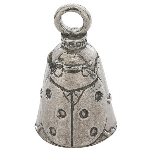 Biker Motorcycle Bells - Guardian Bell Lady Bug