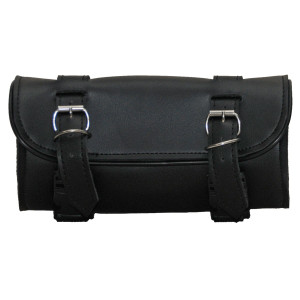 Vance Leather 2 Strap Plain Tool Bag With Quick Releases