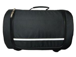 Vance VS361 Black Motorcycle Luggage Travel Sissy Bar Roll Bag