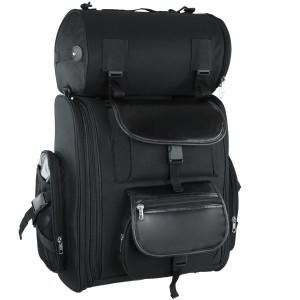 Large Heavy Duty Plain Sissy Bar Bag