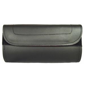 Vance VS124H Black Motorcycle Handlebar Bag Toolbag