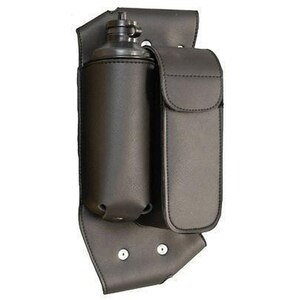 Vance Leather Crash Bar Water Bottle/Tool Bag