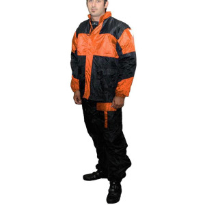 Mens RS25 Two Piece Motorcycle Rain Gear