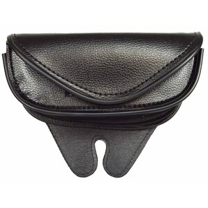 Vance Leather Single Pouch Motorcycle Windshield Bag