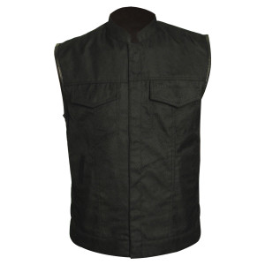 Vance Leather Textile Patch Holder Vest
