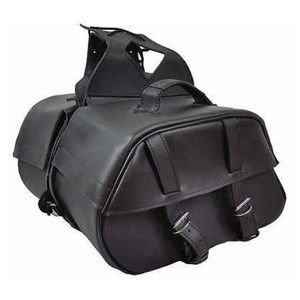 2 Strap Medium Saddle Bag