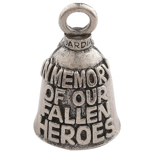 Biker Motorcycle Bells - Guardian Bell In Memory Of Our Fallen Heroes