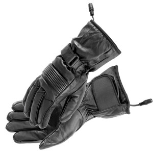Firstgear Rider Leather Heated Gloves