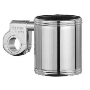Kruzer Kaddy Chrome Cup Holder