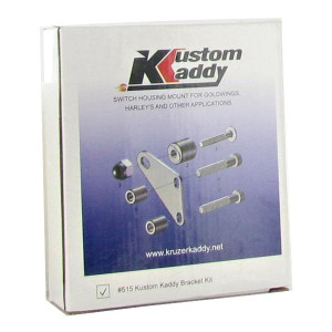 Kruzer Kaddy Chrome Switch Housing Mount