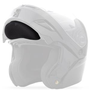 GMax GM54 Helmet Chin Curtain