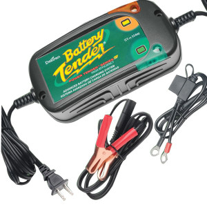 Battery Tender 5-Amp High-Efficiency Battery Charger