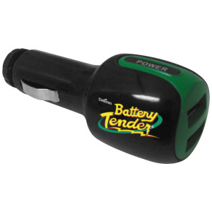 Deltran Battery Tender Dual Port USB Charger
