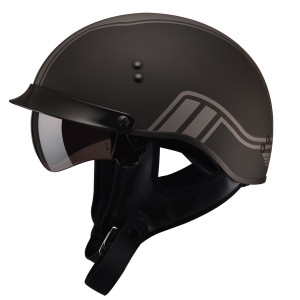 GMax GM65 Twin Half Helmet