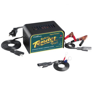 Battery Tender Plus 1.25 Amp 12 Volt Charger
