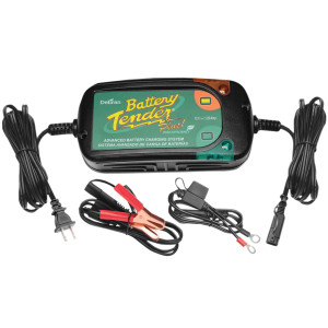 Battery Tender Plus 12V High Efficiency Battery Charger