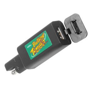 Battery Tender QDC Plug Usb Charger 2.1AMP