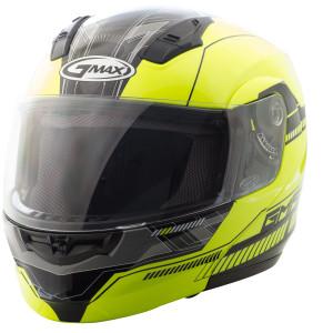 GMax MD04 Hi-Viz Modular Helmet