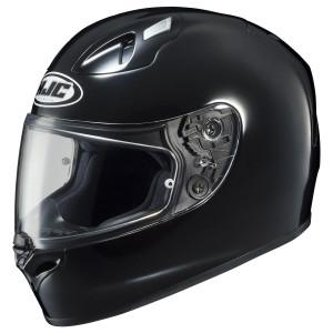 HJC FG-17 Helmet - Black