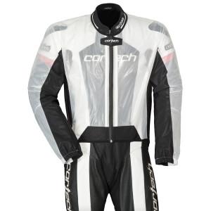 Cortech Road Race Mens Motorcycle Rainsuit Jacket