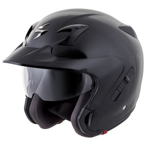 Scorpion EXO CT220 Helmet - Black