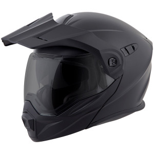 Scorpion EXO-AT950 Cold Weather Solid Helmet with Dual Shield