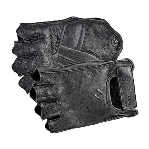 Scorpion Half-Cut Leather Motorcycle Gloves