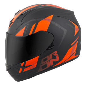 Scorpion EXO-R320 Endeavor Helmet - Black/Orange
