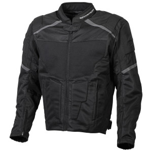 Scorpion Influx Jacket -Black