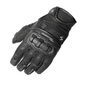 Scorpion Klaw II Motorcycle Gloves - Black