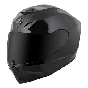 Scorpion EXO-R420 Helmet - Gloss Black