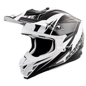 Scorpion VX-35 Krush Helmet - White