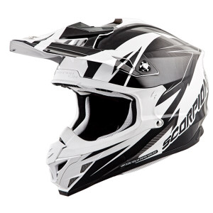 Scorpion VX-35 Krush Helmet - White