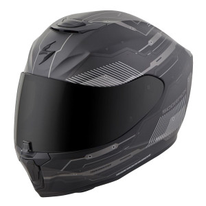 Scorpion EXO-R420 Techno Helmet - Black