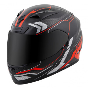 Scorpion EXO-R710 Transect Helmet - Red