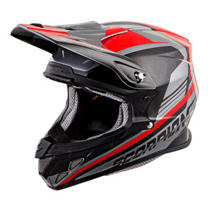 Scorpion VX-R70 Ascend Helmet -  Red