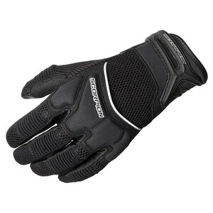 Scorpion Women's Coolhand II Motorcycle Gloves - Black