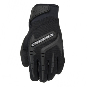 Scorpion Women's Skrub Vented Motorcycle Gloves - Black