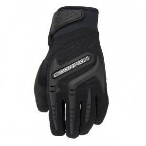 Scorpion Women's Skrub Vented Motorcycle Gloves - Black