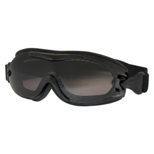 Daytona Fit-Over Motorcycle Goggles - Smoke