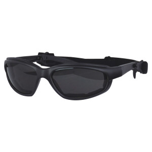 Daytona Motorcycle Goggles/Sunglasses - Smoke