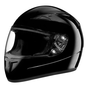 Daytona Shadow Helmet - Gloss Black