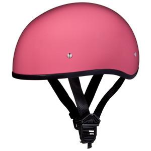 Daytona Women's Skull Cap Half Helmet