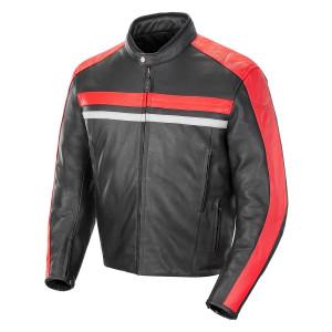 Joe Rocket Old School 2.0 Jacket - Black/Red