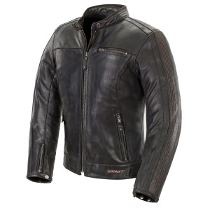 Joe Rocket Vintage Womens Leather Motorcycle Jacket