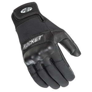 Joe Rocket Prime Mens Leather Motorcycle Gloves