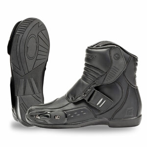 Joe Rocket Razor Mens Motorcycle Riding Boots